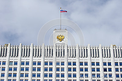 House of government of Russia