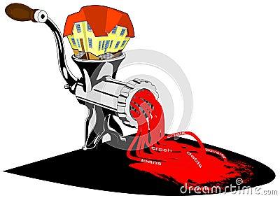 House grinder crisis