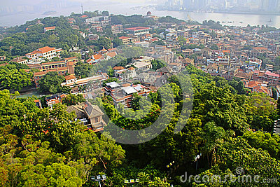 House on gulangyu Island, Xiamen