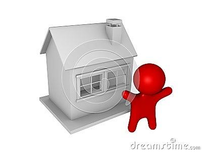 House guy 3d
