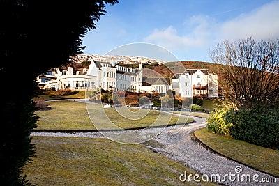 House on the Hillside