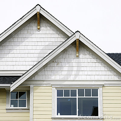 House Home Exterior Roof