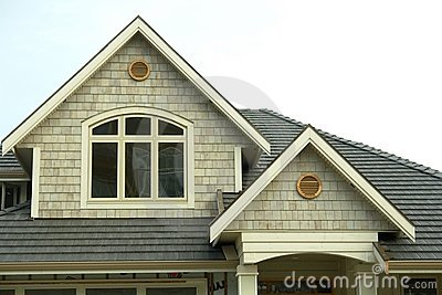 House Home New Exterior Siding Stock Images Image 5145964