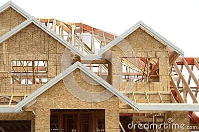 House Home New Framing