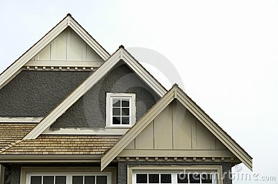 House Home Roof Stucco Siding