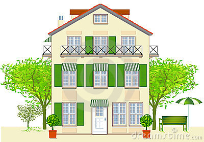 House, Hotel, Bistro