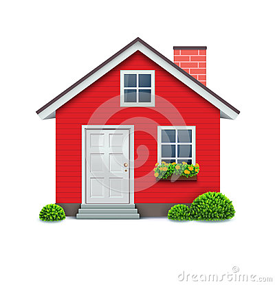 Free House Icon Royalty Free Stock Photography - 24661687