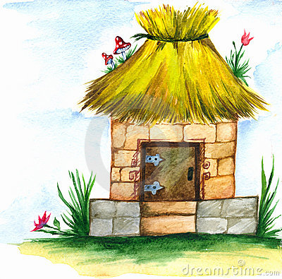 Free House Illustration Stock Photos - 8953633