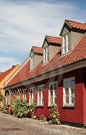 Free House In Denmark Royalty Free Stock Images - 1162219