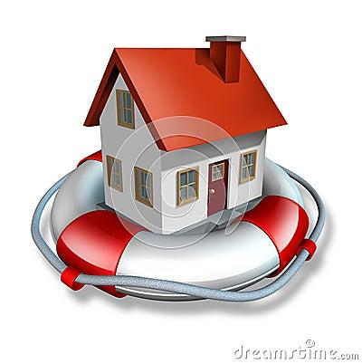 Free House Insurance Royalty Free Stock Image - 23141366