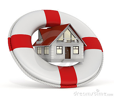 House insurance - Lifebuoy