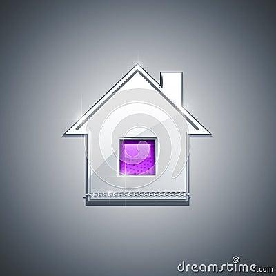 House jewellery decoration