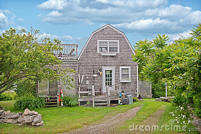 House in Kennebunkport Maine