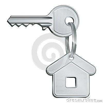 Free House Key Royalty Free Stock Photo - 15512615