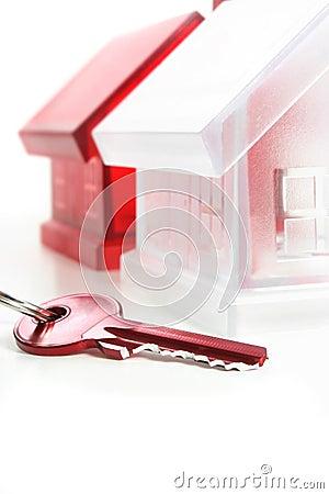 Free House Key Royalty Free Stock Image - 3251326