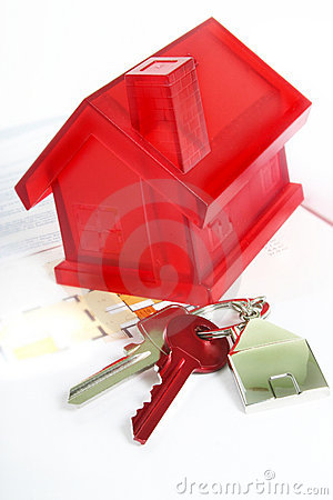 Free House Keys Royalty Free Stock Photography - 3251207