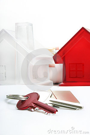 Free House Keys Royalty Free Stock Photos - 3251468