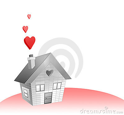 House and love