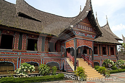 House of Minangkabau