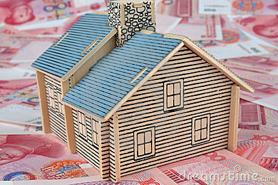 House model and bills