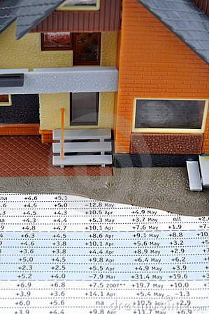 House model and data