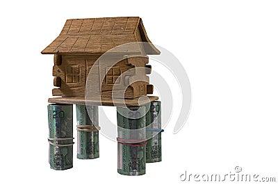House on Money Stilts