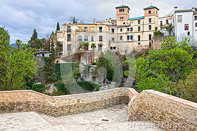 House of the Moorish King in Ronda