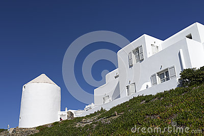 House in Mykonos