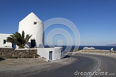 House in Mykonos