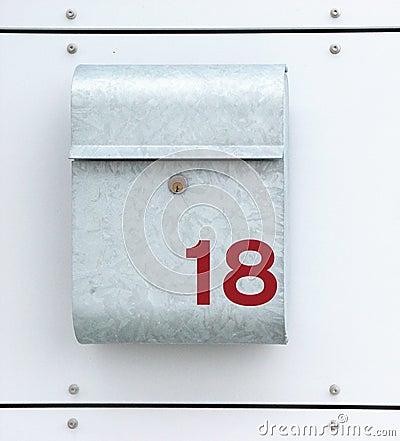 house no. 18