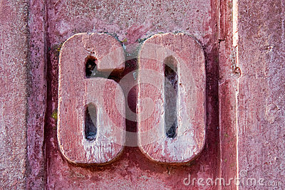 House number 60