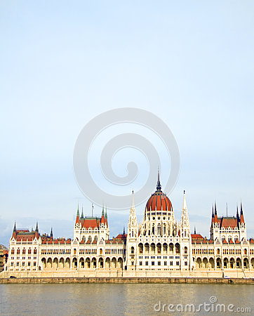 House of Parliament Budapest Hungary