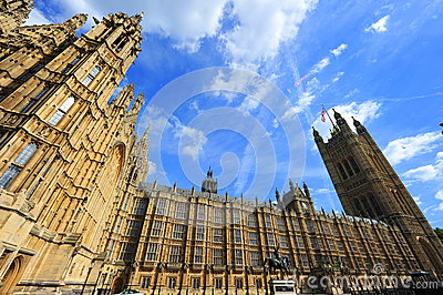 House of Parliament, London, Britain