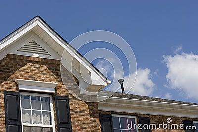House Peak and Sky
