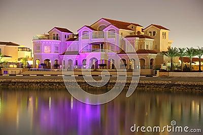 House at The Pearl, Doha