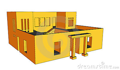 House Perspective 5