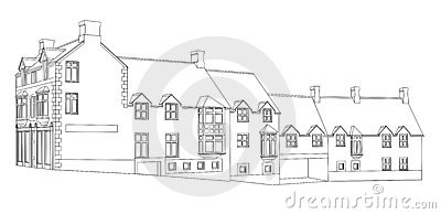 House plan view 1