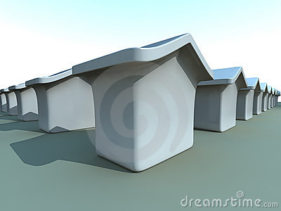 House and property concept