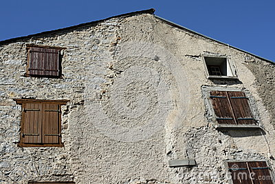 House in Pyrenees