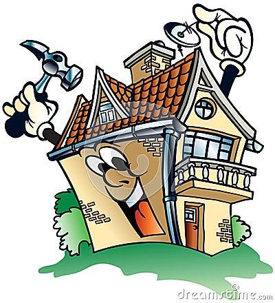 house repair clipart