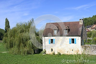 House of Saint-Amand-of-Coly