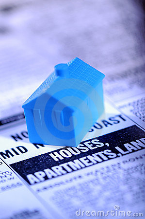 Free House Sale Sold Property Sales Business Royalty Free Stock Photo - 3215015