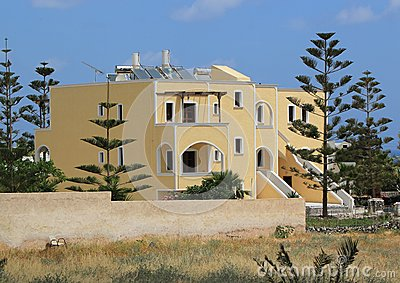House, Santorini, Greece