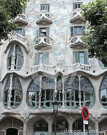 House set Gaudi