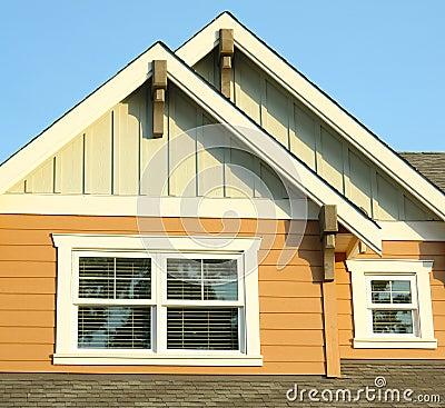 House Siding Exterior Details
