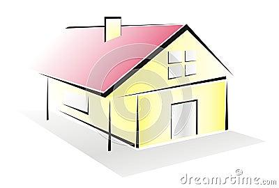House - symbol