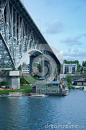 House Under the Bridge