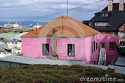 House in Ushuaia