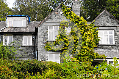 A house in Windermere
