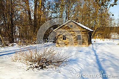 House (winter)